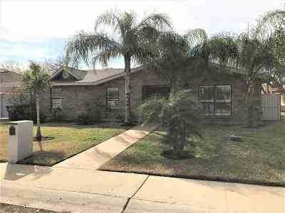 Laredo Single Family Home For Sale: 217 Idaho St