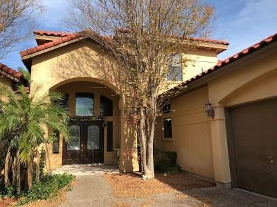 Laredo Single Family Home For Sale: 414 Emerald Lake Dr
