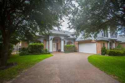 Laredo Single Family Home For Sale: 403 Grosbeak St