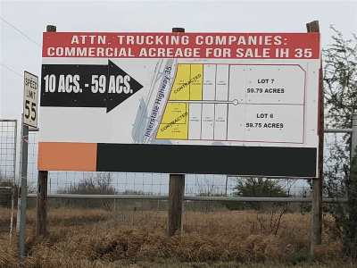 Laredo Residential Lots & Land For Sale: Ih-35