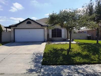 Laredo TX Single Family Home For Sale: $189,900