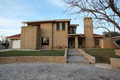 Laredo Single Family Home Option-Show: 1602 Hibiscus Cir
