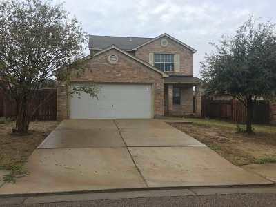 Laredo TX Single Family Home Back On Market: $139,000
