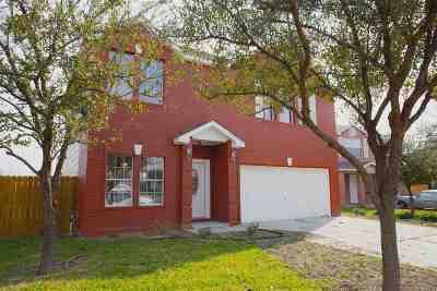 Laredo Single Family Home For Sale: 2117 Mallorca Dr