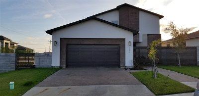 Laredo Single Family Home For Sale: 2302 Palos Lp