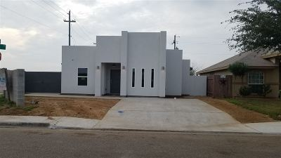 Laredo Single Family Home For Sale: 4726 Los Cerezos Dr