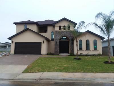 Laredo TX Single Family Home For Sale: $339,000