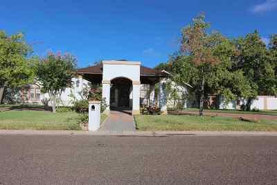 Laredo Single Family Home For Sale: 502 Conrad Dr