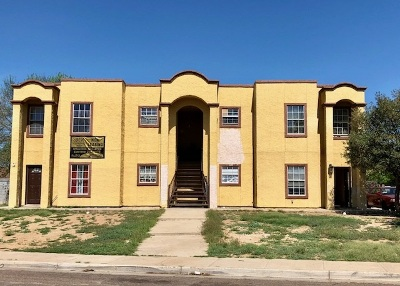 Laredo TX Multi Family Home For Sale: $213,000