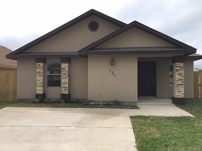 Laredo Single Family Home For Sale: 121 Alfonso Ornelas Rd