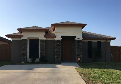 Laredo Single Family Home For Sale: 4107 Katiana Dr.