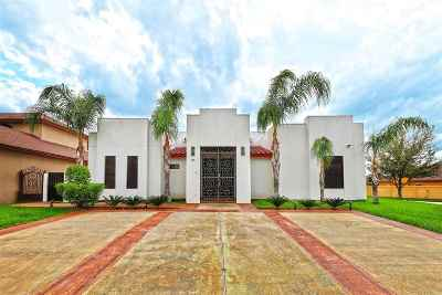 Laredo Single Family Home For Sale: 3101 Mark Twain Dr