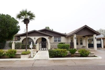 Laredo TX Single Family Home For Sale: $182,500