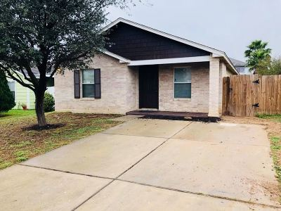 Laredo Single Family Home For Sale: 214 Red Cloud Dr