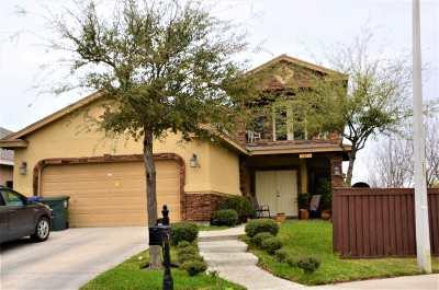 Laredo Single Family Home For Sale: 7502 Hutch Ct