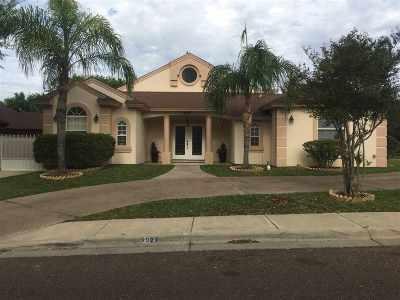 Laredo Single Family Home Option-Show: 9029 Ada