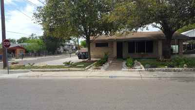 Laredo Single Family Home For Sale: 2420 Cortez St