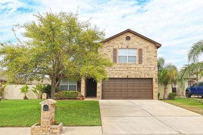 Laredo TX Single Family Home For Sale: $225,000