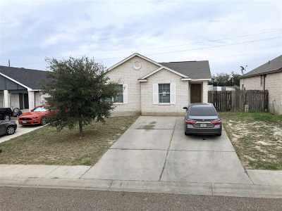 Laredo TX Single Family Home For Sale: $139,900