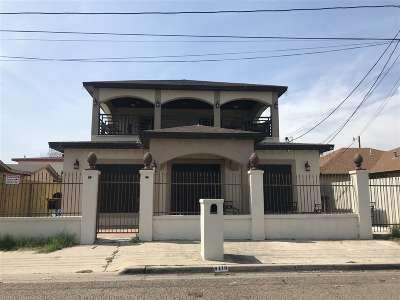 Laredo Single Family Home For Sale: 4118 Juarez Ave