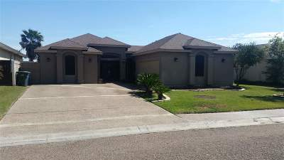Laredo Single Family Home For Sale: 5113 Coos Bay Rd