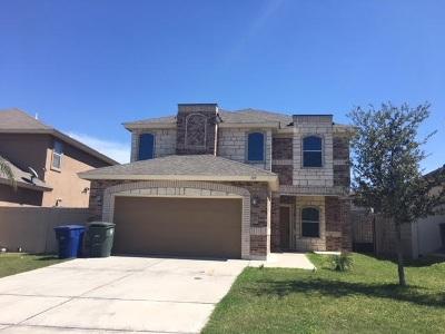 Laredo TX Single Family Home For Sale: $256,000