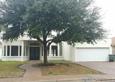 Laredo Single Family Home For Sale: 3122 Homer Dr