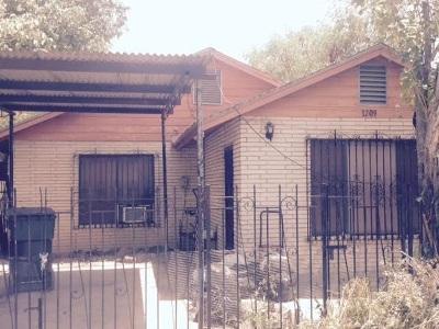 Laredo Single Family Home For Sale: 1209 Main Ave