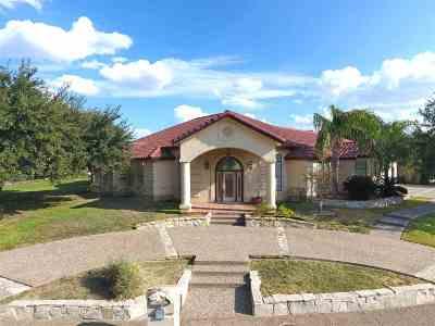 Laredo Single Family Home For Sale: 201 Jordan Dr