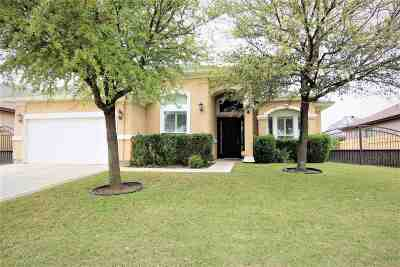 Laredo TX Single Family Home Option-Show: $299,900