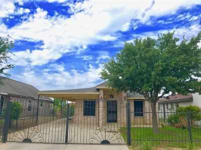 Laredo Single Family Home For Sale: 4438 Amanda Ln