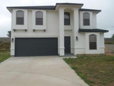 Laredo Single Family Home For Sale: 303 Soubirous Rd