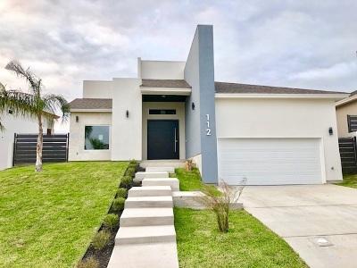 Laredo Single Family Home For Sale: 112 Calma Dr