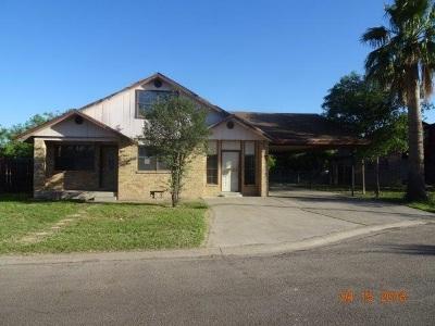Laredo Single Family Home For Sale: 404 Orleans Lp