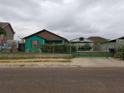 Laredo Single Family Home Back On Market: 3516 Monclova Dr