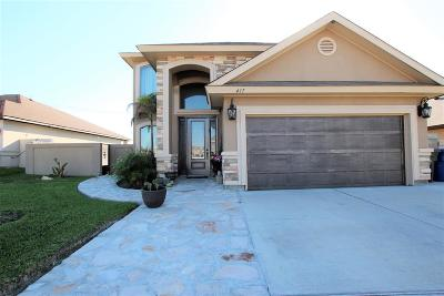 Laredo TX Single Family Home For Sale: $298,900