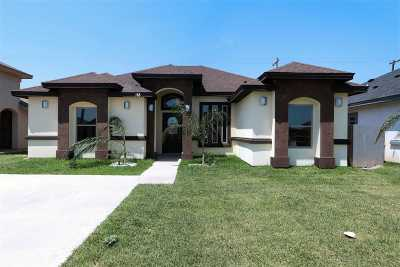 Laredo Single Family Home For Sale: 118 Alfonso Ornelas Rd