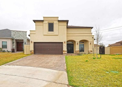 Laredo TX Single Family Home Extended: $257,500