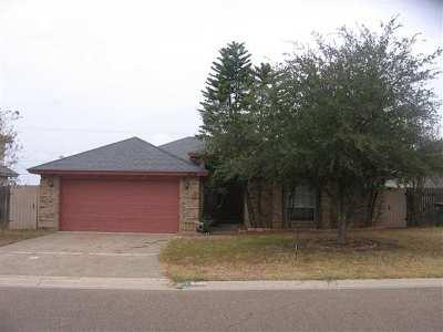 Laredo TX Single Family Home For Sale: $172,500
