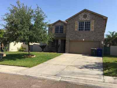 Laredo TX Single Family Home For Sale: $243,500