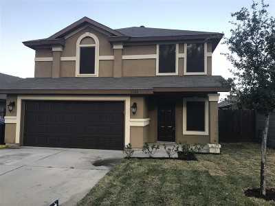 Laredo Single Family Home For Sale: 1520 Tabasco Dr