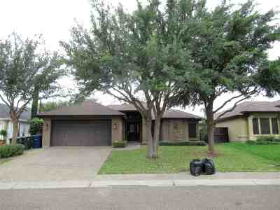 Laredo Single Family Home For Sale: 8802 Allegheny St