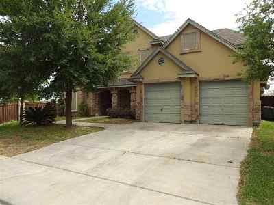 Laredo TX Single Family Home For Sale: $244,500
