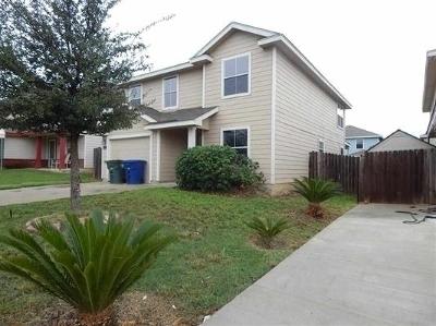 Laredo Single Family Home For Sale: 2413 Jean St