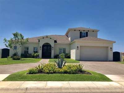 Laredo Single Family Home For Sale: 334 Della Falls Dr