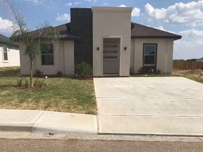 Laredo TX Single Family Home Back On Market: $136,500