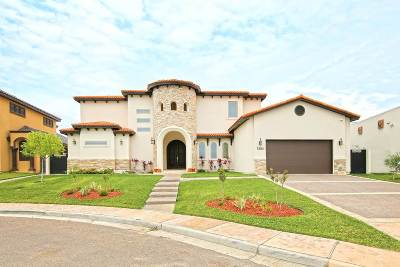 Laredo Single Family Home For Sale: 7304 Fitzgerald Dr