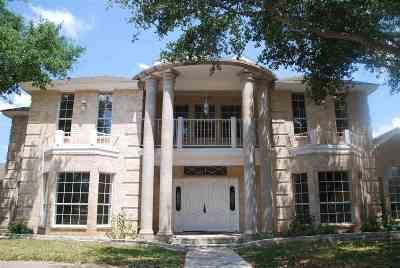 Laredo Single Family Home For Sale: 206 Windsor Rd