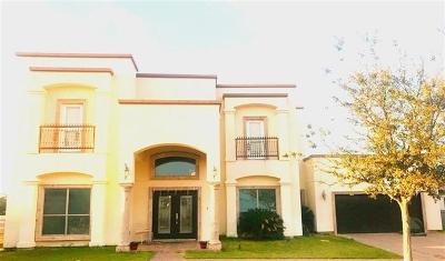 Laredo Single Family Home For Sale: 2906 Swift Dr