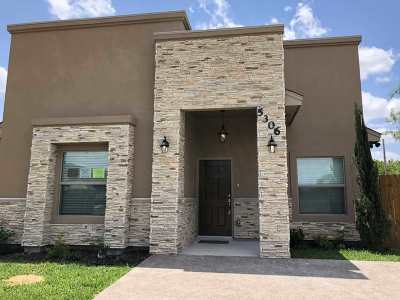 Laredo Single Family Home For Sale: 5306 Cuenca Dr